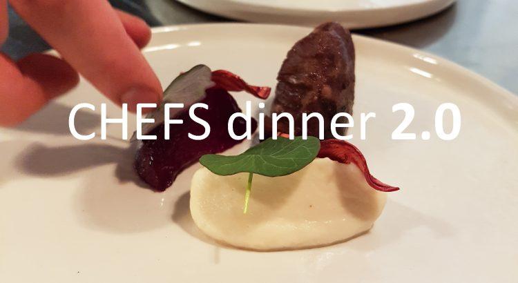 CHEFS dinner 2.0