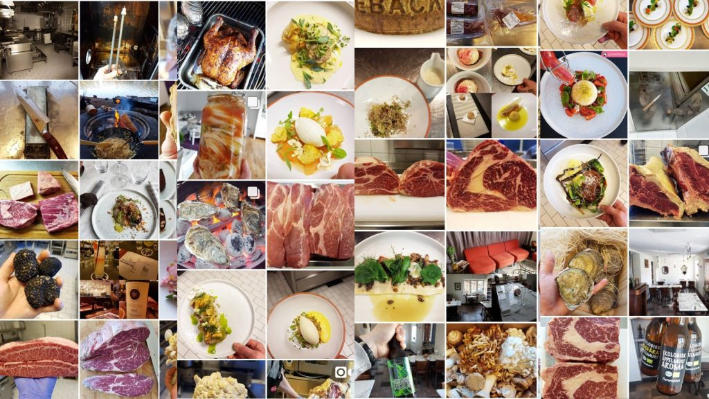 instagram mat